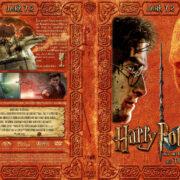 Harry Potter und die Heiligtümer des Todes – Teil 2 (2011) R2 German Custom Cover