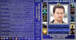 Mark Wahlberg Collection (10-disc) (2000-2013) R1 Custom Blu-Ray Cover
