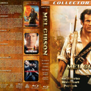 Mel Gibson Collection (1990-2010) R1 Custom Blu-Ray Cover