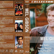 Mel Gibson Collection – Set 2 (1984-1992) R1 Custom Blu-Ray Cover