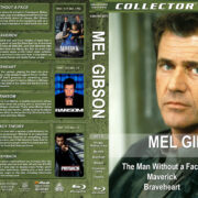 Mel Gibson Collection – Set 3 (1993-1999) R1 Custom Blu-Ray Cover