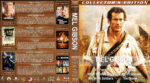 Mel Gibson Collection – Set 4 (2000-2011) R1 Custom Blu-Ray Cover