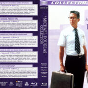 A Michael Douglas Collection (5-disc) (1984-1997) R1 Custom Blu-Ray Cover