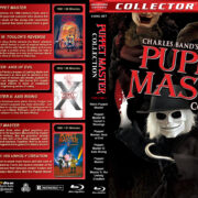 Puppet Master Collection – Volume 1 (1981-2011) R1 Custom Blu-Ray Cover