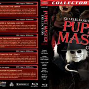 Puppet Master Collection – Volume 2 (1993-2006) R1 Custom Blu-Ray Cover