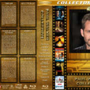Paul Walker Collection (12-disc) (2000-2013) R1 Custom Blu-Ray Cover