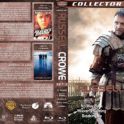 Russell Crowe Collection - Set 2 (1996-2000) R1 Custom Blu-Ray Cover