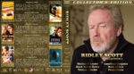 Ridley Scott Collection – Volume 2 (1991-2012) R1 Custom Blu-Ray Cover