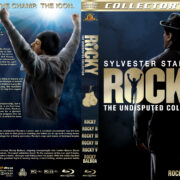 Rocky: The Undisputed Collection (1976-2006) R1 Custom Blu-Ray Covers