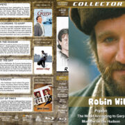 Robin Williams Collection – Set 1 (1980-1986) R1 Custom Blu-Ray Cover