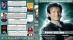 Robin Williams Collection – Set 2 (1987-1992) R1 Custom Blu-Ray Cover