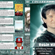Robin Williams Collection – Set 2 (1987-1992) R1 Custom Blu-Ray Cover