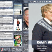 Robin Williams Collection – Set 3 (1993-1997) R1 Custom Blu-Ray Cover