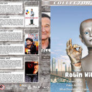 Robin Williams Collection – Set 4 (1997-2002) R1 Custom Blu-Ray Cover