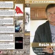 Robin Williams Collection – Set 6 (2007-2014) R1 Custom Blu-Ray cover