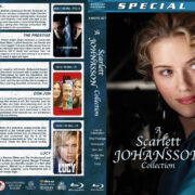 A Scarlett Johansson Collection (6-disc) (2003-2014) R1 Custom Blu-Ray Cover