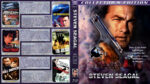 Steven Seagal Collection (6-disc) (2003-2009) R1 Custom Blu-Ray Cover