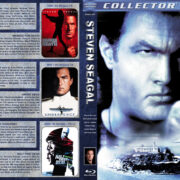 Steven Seagal Collection (6-disc) (1998-2002) R1 Custom Blu-Ray Cover