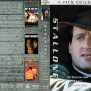 Sylvester Stallone Collection – Set 1 (1970-1984) R1 Custom Blu-Ray Cover