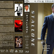 Sylvester Stallone Collection – Set 4 (1997-2012) R1 Custom Blu-Ray Cover