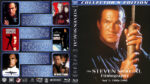 Steven Seagal Filmography – Set 1 (1988-1994) R1 Custom Blu-Ray Cover