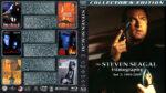 Steven Seagal Filmography – Set 2 (1995-2001) R1 Custom Blu-Ray Cover