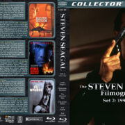 Steven Seagal Filmography – Set 2 (1995-2001) R1 Custom Blu-Ray Cover