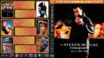 Steven Seagal Filmography – Set 3 (2001-2004) R1 Custom Blu-Ray Cover