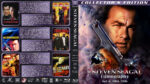 Steven Seagal Filmography – Set 4 (2004-2006) R1 Custom Blu-Ray Cover