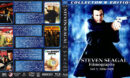 Steven Seagal Filmography - Set 5 (2006-2008) R1 Custom Blu-Ray Cover
