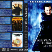 Steven Seagal Filmography – Set 5 (2006-2008) R1 Custom Blu-Ray Cover