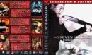 Steven Seagal Filmography - Set 6 (2008-2010) R1 Custom Blu-Ray Cover