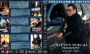 Steven Seagal Filmography - Set 8 (2011-2012) R1 Custom Blu-Ray Cover
