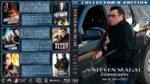Steven Seagal Filmography – Set 8 (2011-2012) R1 Custom Blu-Ray Cover