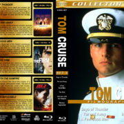 Tom Cruise Filmography – Set 3 (1990-1996) R1 Custom Blu-Ray Cover