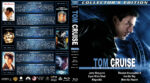 Tom Cruise Filmography – Set 4 (1996-2002) R1 Custom Blu-Ray Cover