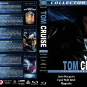 Tom Cruise Filmography - Set 4 (1996-2002) R1 Custom Blu-Ray Cover