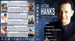 A Tom Hanks Film Collection – Set 1 (1984-1986) R1 Custom Blu-Ray Cover