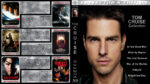 Tom Cruise Collection (6-disc) (1992-2010) R1 Custom Blu-Ray Cover