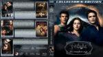 Twilight: The Complete Saga (2008-2012) R1 Custom Blu-Ray Cover