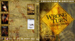 Wrong Turn Collection (5-disc) (2003-2012) R1 Custom Blu-Ray Cover