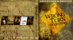 Wrong Turn Collection (5-disc) (2003-2012) R1 Custom Blu-Ray DVD Cover