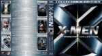 X-Men: The Franchise Collection (2000-2013) R1 Custom Blu-Ray Covers