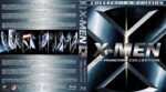 X-Men: The Franchise Collection (2000-2013) R1 Custom Blu-Ray DVD Cover