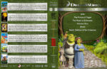 Dreamworks Animation Collection – Set 1 (1998-2002) R1 Custom Blu-Ray Covers