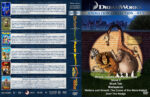 Dreamworks Animation Collection – Set 2 (2003-2006) R1 Custom Blu-Ray Covers