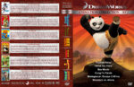Dreamworks Animation Collection – Set 3 (2006-2009) R1 Custom Blu-Ray Covers