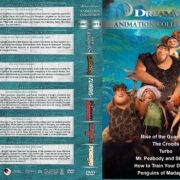 Dreamworks Animation Collection – Set 5 (2012-2014) R1 Custom Blu-Ray Covers