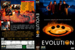 Evolution (2001) R2 German Cover