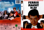 Ferris macht blau (1986) R2 German DVD Cover